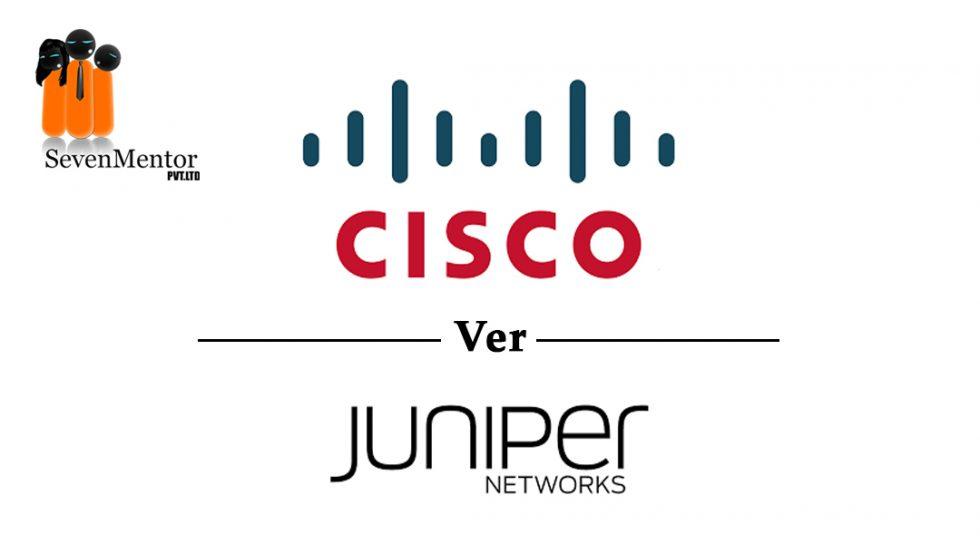 Juniper vs Cisco