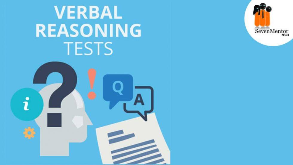 Verbal/ Logical Reasoning