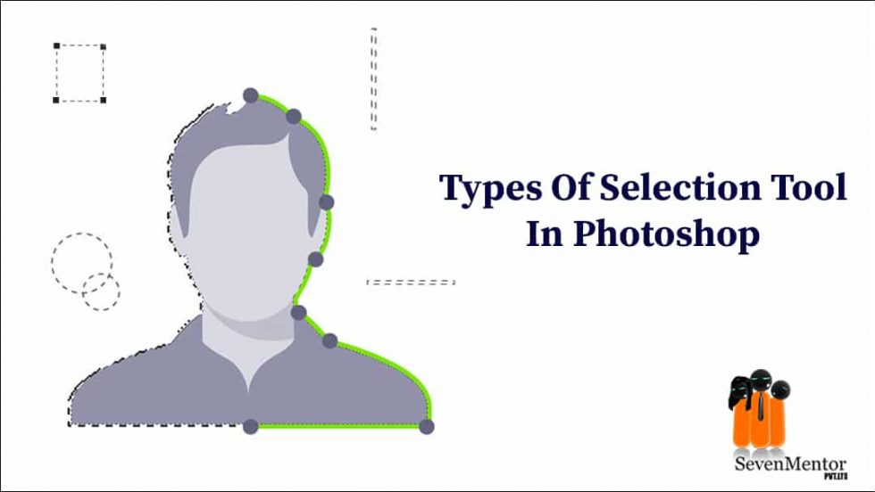 Types of Selection Tools in Adobe Photoshop