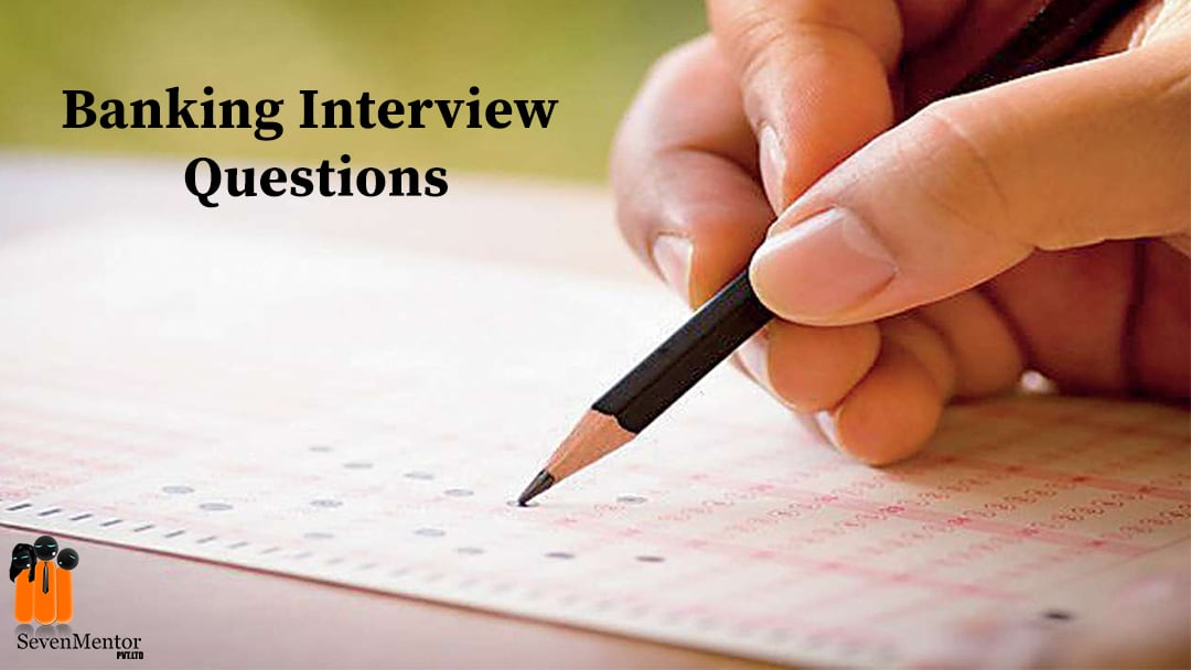 Banking Interview Questions and Answer2020