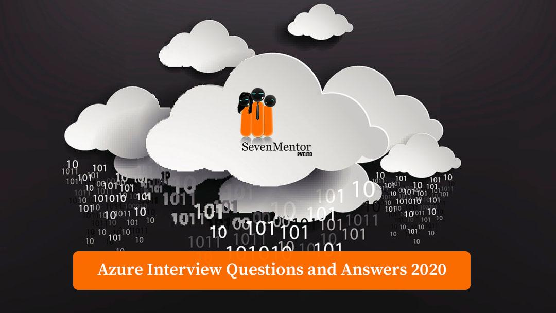 Azure Interview Question and Answers