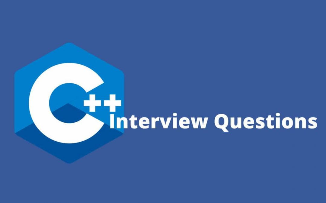 CPP Interview Question